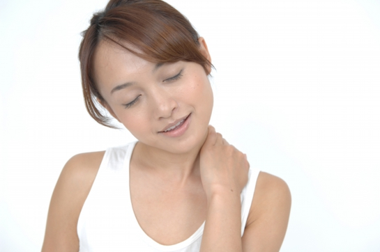 首の治療は掛川市桜木整体院